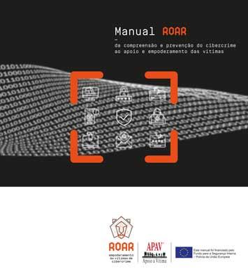Projeto ROAR: proteger, capacitar e cuidar das vítimas de cibercrime